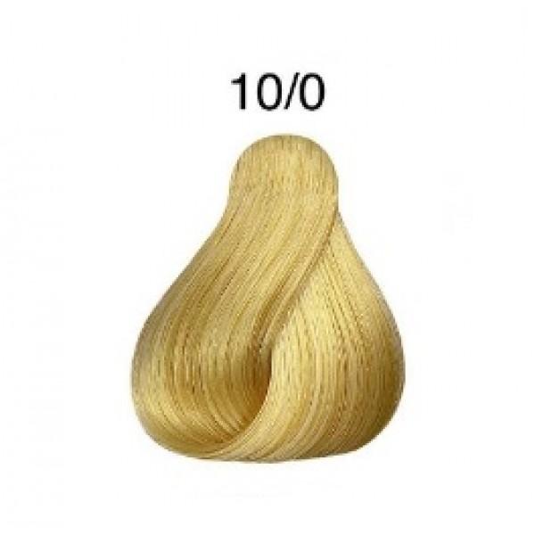 LONDA COLOR Vopsea permanenta 10/0, BLOND SOLAR 60 ml