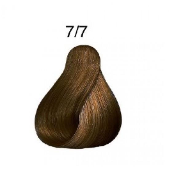 Londacolor  vopsea demi-permanenta  7/7 BLOND MEDIU MARONIU 60ml