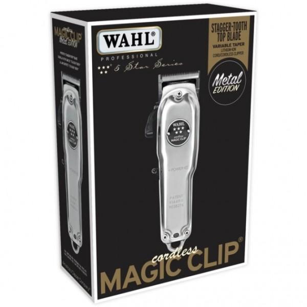 Masina de tuns profesionala Wahl Magic Clip Cordless 5 Star