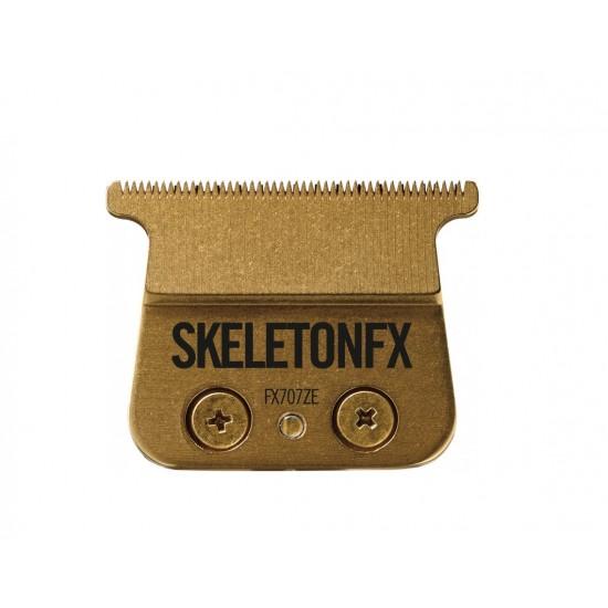 Lame, Cutite pentru aparatul de contur Babyliss Skeleton Gold