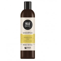 Sampon natural cu ulei din fructul marula pentru netezire si luciu 300ml