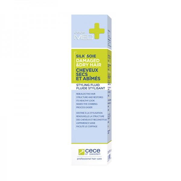 Fluid pentru modelare cu matase si complex de vitamine CeceMED 200ml
