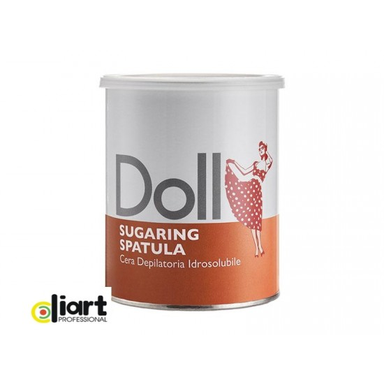 Ceara traditionala hidrosolubila pasta de zahar cu spatula Doll 1000g