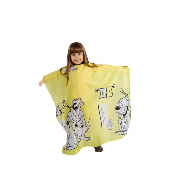 Pelerina copii Coiffeur Dog