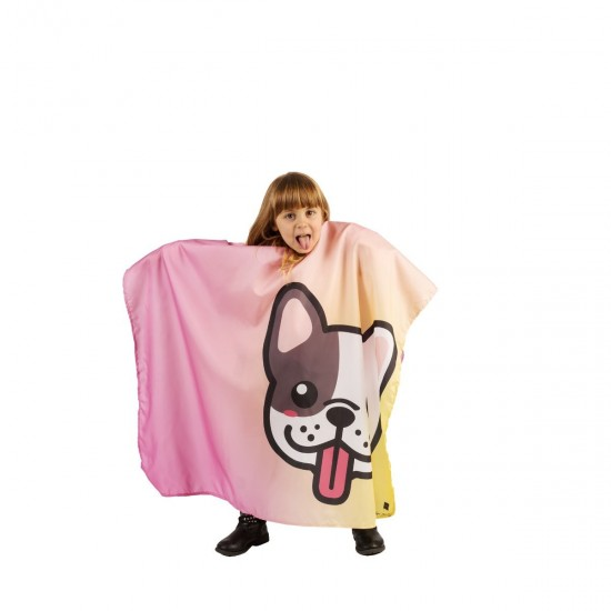 Pelerina copii Pink Puppy