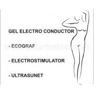 Gel ultrasunete IPL Electroconductor 1000 ml