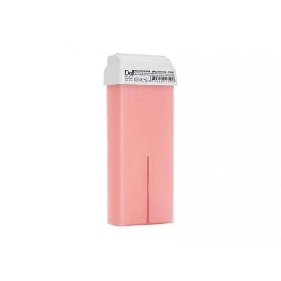 Ceara cu aplicator lat roz Doll cu dioxid de titan 100ml