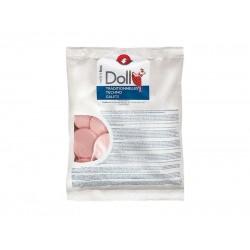 Ceara traditionala elastica monede Roz cu dioxid de titan Doll 1kg