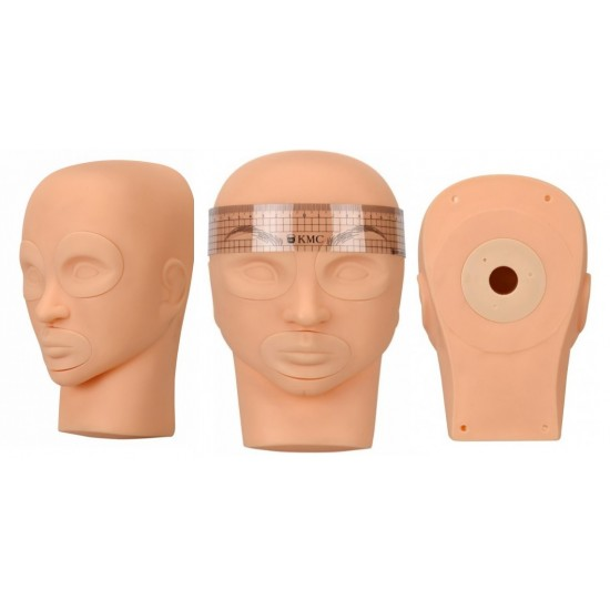 Cap de lucru pentru machiat 3D