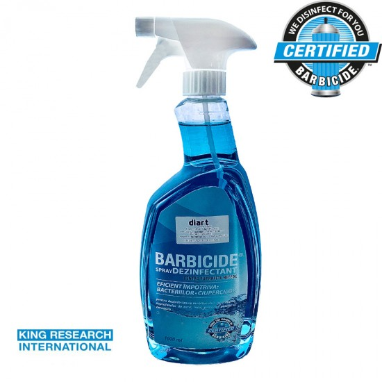 Barbicide spray dezinfectant 1L