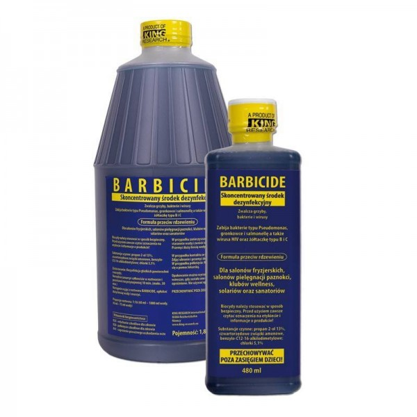 Barbicide Dezinfectant concentrat 1900 ML