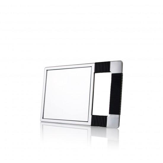 Oglinda cu maner neagra