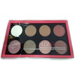 Paleta Huda Beauty Highlight & Contour