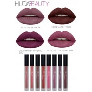 Ruj Liquid Matte Huda Beauty 02