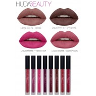 Ruj Liquid Matte Huda Beauty 04