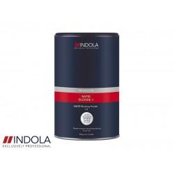 Decolorant alb Indola Rapid Blond 450g