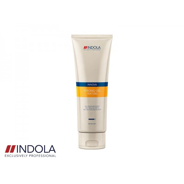 Gel de par Indola Texture strong 250ml