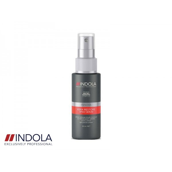 Ser spray Indola Kera Restore Spray Serum 50ml