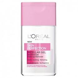 L'Oreal Paris gel micelar pentru ochi sensibili 125ml