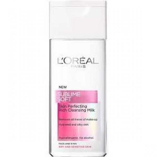 L'Oreal Paris lapte demachiant 200ml