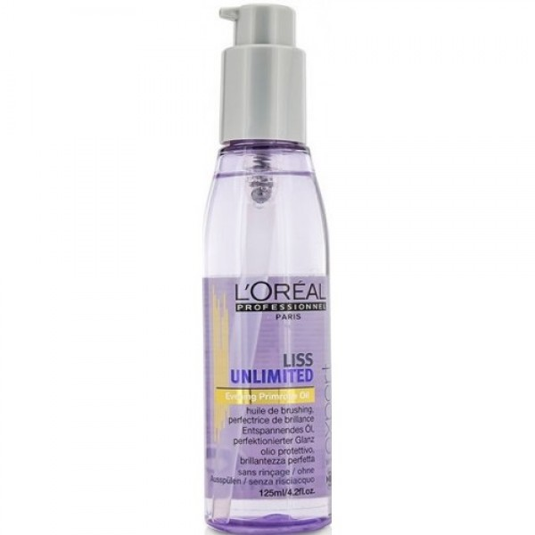 L'Oreal  Professionnel Série Expert Liss Unlimited ulei stralucire 125ml