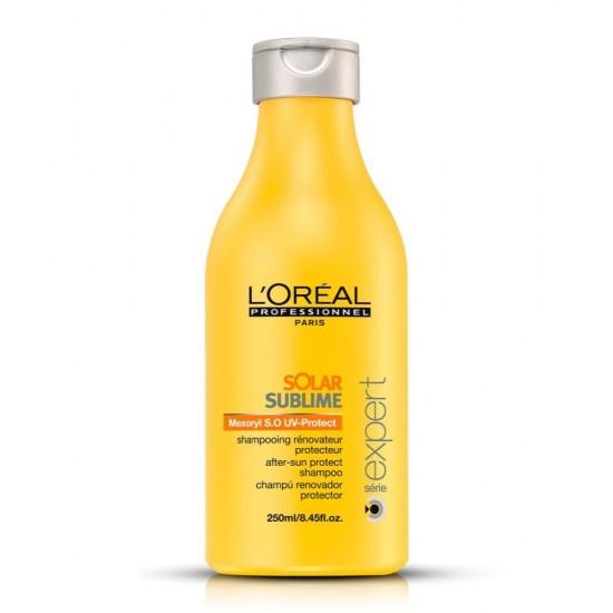 L'Oreal  Professionnel Série Expert Solar Sublime sampon protector raze UV 250ml