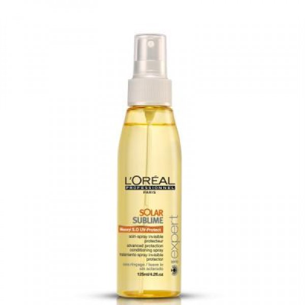 L'Oreal  Professionnel Série Expert Solar Sublime spray protector raze UV 125ml
