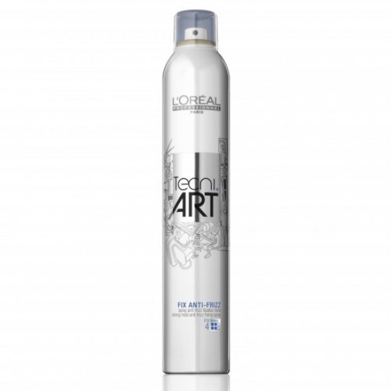 L'Oreal  Professionnel Tecni Art Fix Anti-Frizz spray cu fixare puternica 400ml