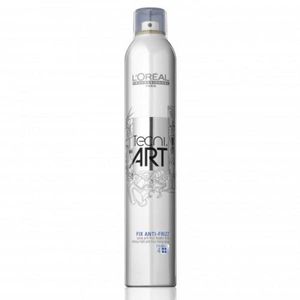 L'Oreal  Professionnel Tecni Art Fix Anti-Frizz spray cu fixare puternica 400ml