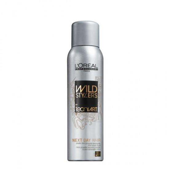 L'Oreal  Professionnel Tehni Art Wild Stylers Next Day Hair  pudra spray 250ml