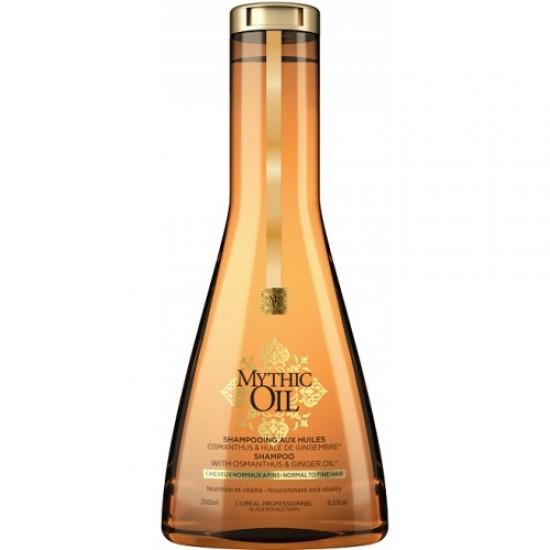 L'Oreal  Professionnel Mythic Oil Sampon cu extract de osmanthus si ulei de ghimbir 250ml