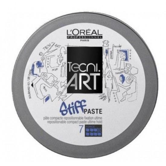 L'Oreal Professionnel Tecni Art Stiff Paste Pasta de par 75ml
