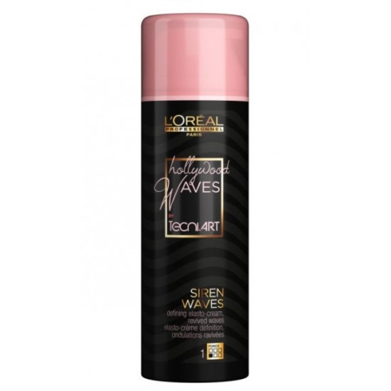L'Oreal Professionnel Hollywood Waves Siren Waves Crema bucle 150 ml