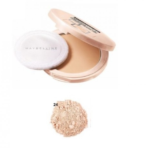Pudra ton pe ton Maybelline Affinitone 24 GOLDEN BEIGE