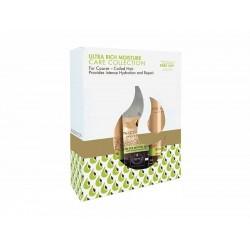 Pachet Macadamia Ultra Rich Moisture Care Colection Sampon + Balsam + Masca 300ml, 300ml, 30ml