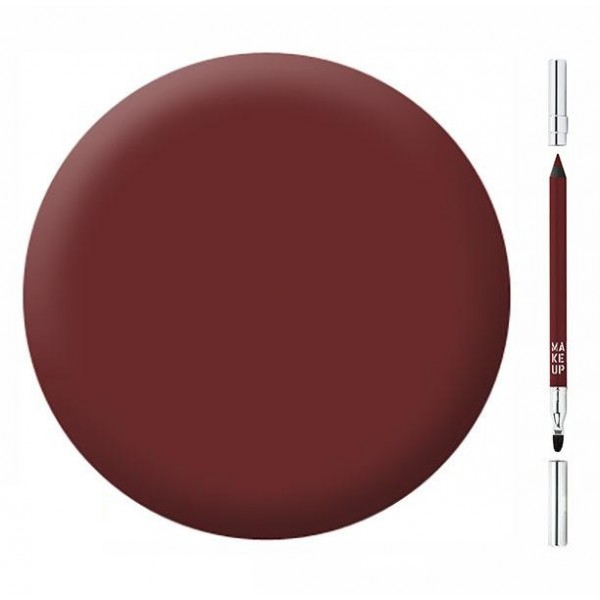 Creion contur buze Defining Lip Liner Make Up Factory Ochre Red nr.68