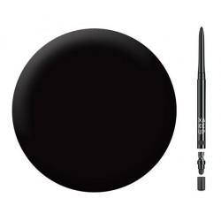 Creion de ochi Automatic Eye Liner Make Up Factory Black Velvet nr.01