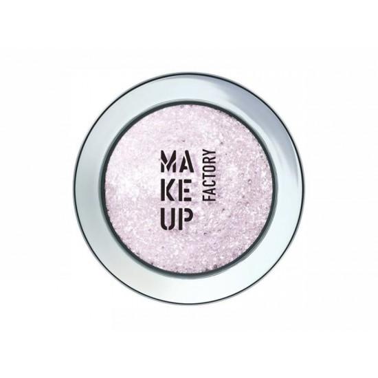 Crema de stralucire Make Up Factory Luxury Glitter Cream Silver Rose nr.11