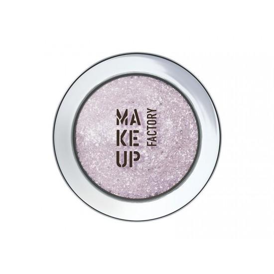 Crema de stralucire Make Up Factory Luxury Glitter Cream Desert Rose nr.9