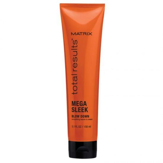 Crema leave-in de netezire si protectie termica Matrix Mega Sleek 150ml