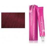 Matrix SoColor.beauty  vopsea permanenta 4RV+ 90ml
