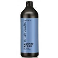 Sampon hidratant Matrix Moisture Me Rich 1000ml