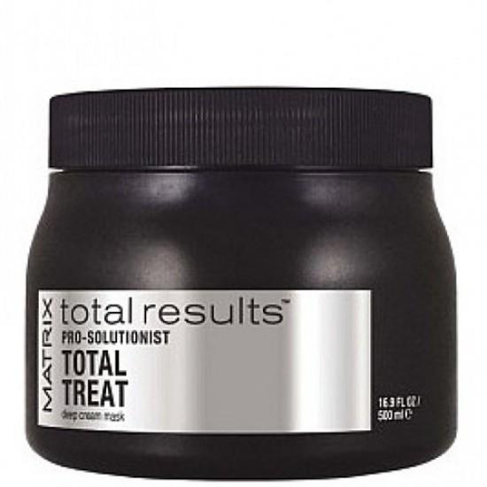 Masca intens hidratanta reparatoare Matrix Pro-Solutionist Total Treat 500 ml