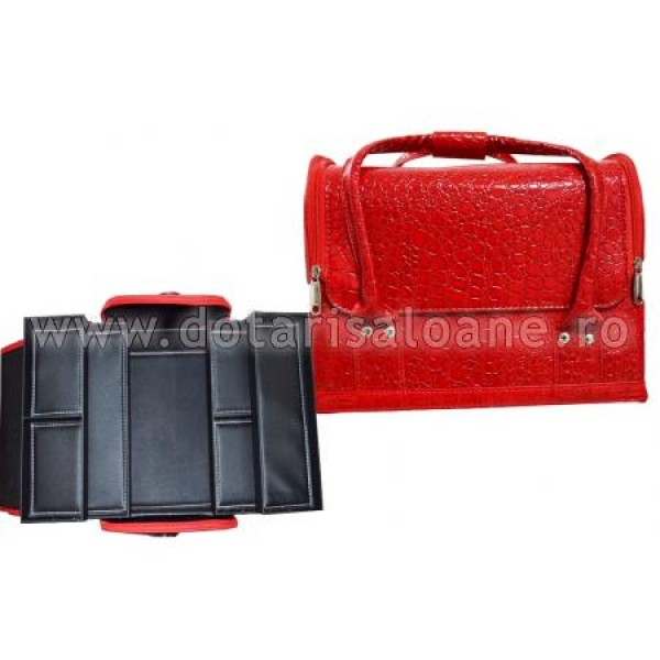 Beauty case Imperial RED