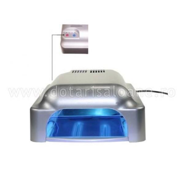 Lampa manichiura - UV 36 watt
