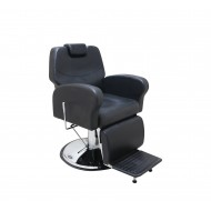 Scaun Frizerie - Barber model Moon Black
