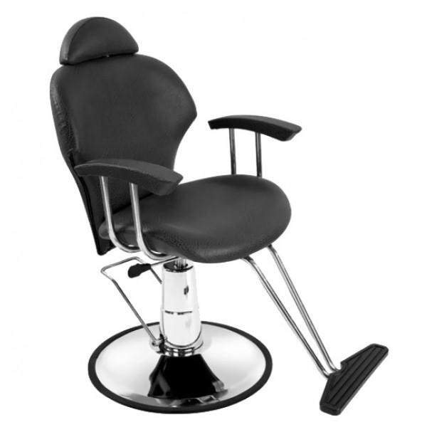Scaun coafura / frizerie Max culoare Neagra