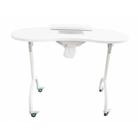 Masa pentru manichiura portabila