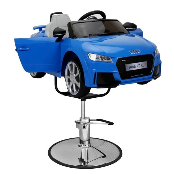 Scaun frizerie copii Audi TT