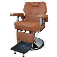 Scaun frizerie-barber Coby Vintage Brown